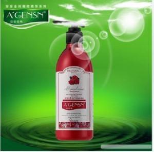 安安金纯玫瑰精油香浴乳 750g