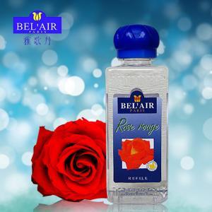 法国雅歌丹(BelAir)红玫瑰精油300ml