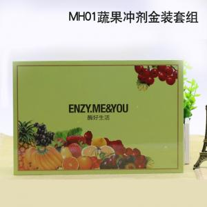酶好生活 蔬果冲剂金装套组6gx24包
